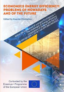 Cover for ECONOMICS ENERGY EFFICIENCY: PROBLEMS OF NOWADAYS AND OF THE FUTURE