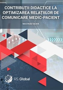 Cover for DIDACTIC ASSISTANCE FOR OPTIMIZING DOCTOR-PATIENT COMMUNICATION: Methodological Guide for the Discipline Romanian as a Foreign Language for Medical Students